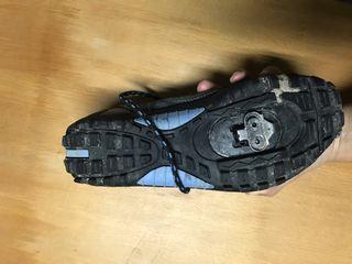 Zapatillas con cala para bici
