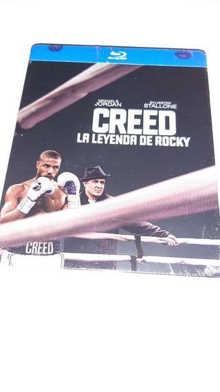 Creed steelbook blu-ray