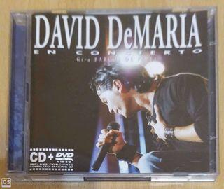DAVID DEMARIA (EN CONCIERTO) CD + DVD 2005