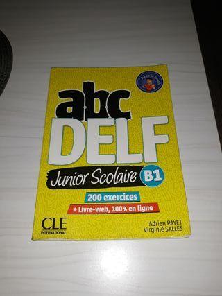 abcDELF200exercices B1 Francés