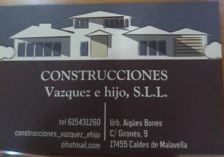 construcciones vazquez