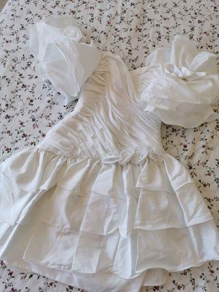 vestido pronovias barcelona