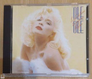 OLE OLE (LOS CABALLEROS LAS PREFIEREN RUBIAS) CD