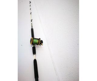 Caña de Pescar con Carrete para Barco Okuma Clasic