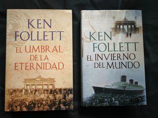 Libros Ken Follet