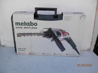 MARTILLO TALADRO PERCUTOR METABO Nº2