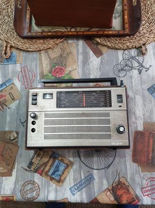 Selena- una radio antigua de Bielorusia de los 80