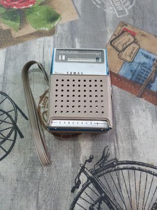 Mini radio Samos