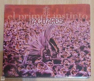 JAGUARES (EL PRIMER INSTINTO) CD 2006 * Precintado