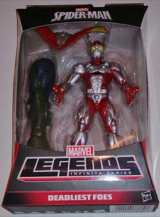 Marvel Legends figura Beetle