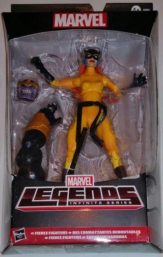 Marvel Legends figura Hellcat