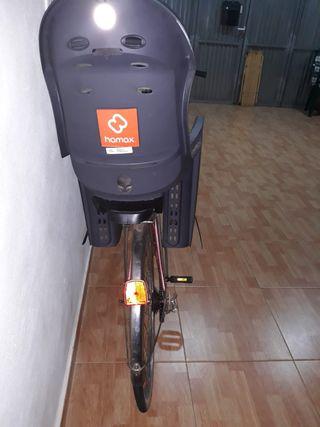 Bicicleta de paseo Gacela BH