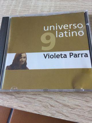 Cd Violeta Parra