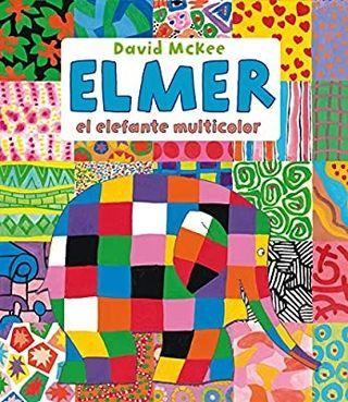Libro recopilatorio Elmer