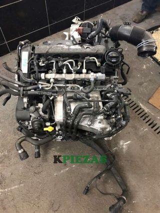 Motor Dfg Audi 2.0 Tdi