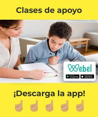 CLASES PARTICULARES DE REFUERZO ESCOLAR