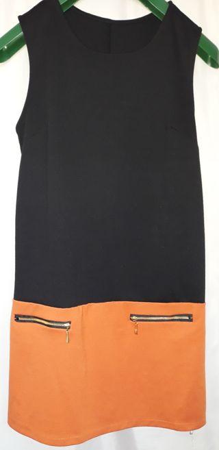 vestido talla M o 38
