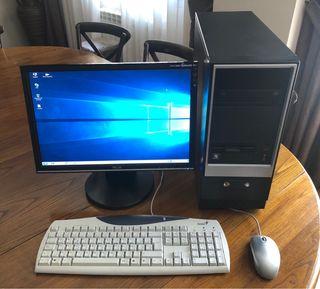 Ordenador PC sobremesa MSI perfecto