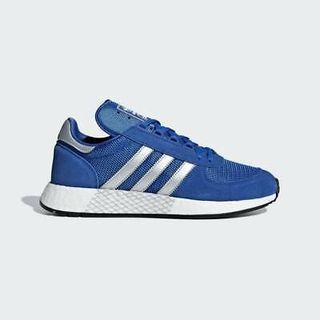 zapatillas adidas marathon X Boost Azul nuevas