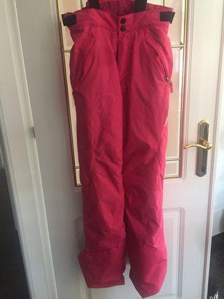 pantalon de esquiar niña
