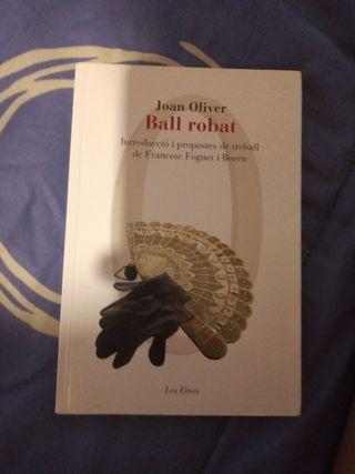 Joan Oliver-Ball Robat