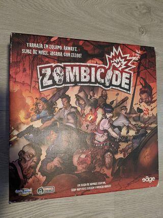 Juego de mesa 'Zombicide' + figuras exclusivas