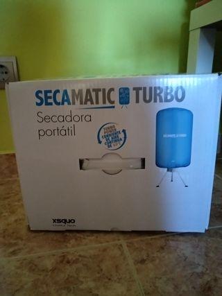 """Secadora portatil """" Secamatic Turbo"""""""