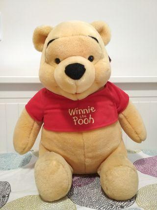 Peluche Winnie Pooh, CON ETIQUETA