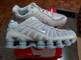Zapatillas Nike Shox TL originales nuevos caja!!!