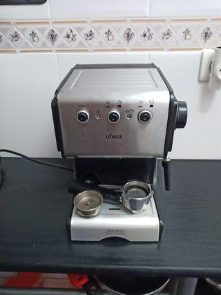 cafetera eléctrica espresso