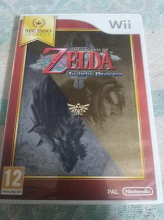 Zelda Twilight Princess para Wii