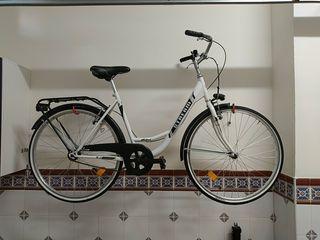 bicicleta holandesa nueva a estreanar