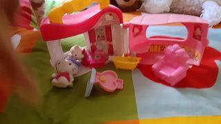 casitas de hello kitty