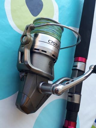 Caña de pesca atun Yuki