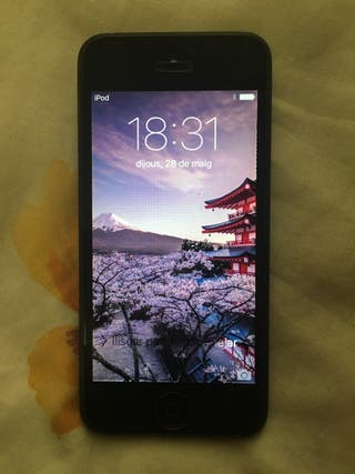 iPod Touch 5a generación 32GB