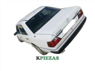 Despiece mercedes clase e w124 250d turbo
