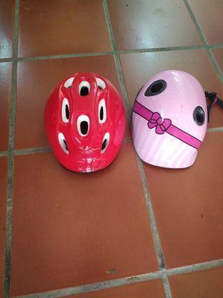 Cascos bici o patines infantil