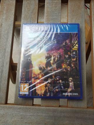 Sony PlayStation 4/Ps4 Kingdom hearts 3 nuevo