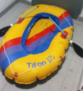 Barca hinchable Tifon 175