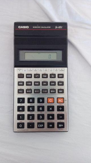 calculadora casio fx-82c