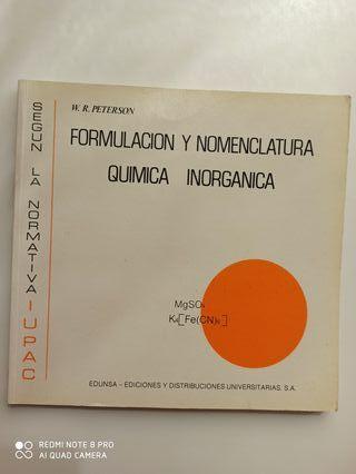 Química Inorgánica Edensa Universidad
