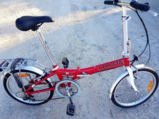 bicicleta plegable NUEVA NUEVISIMA
