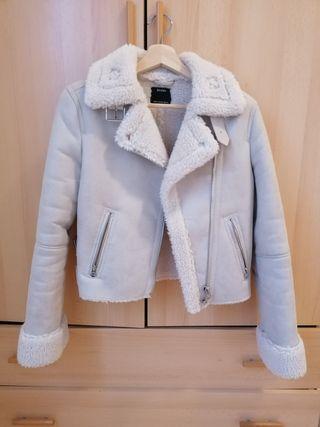 chaqueta bershka XS