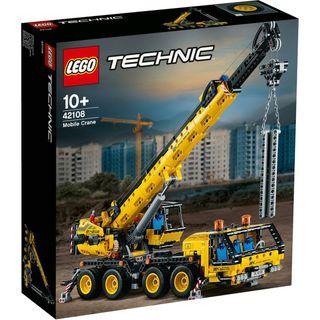Lego 42108.