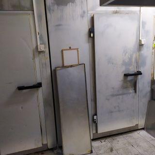 Camara frigorifica y congeladora de paneles