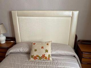 Cabecero cama matrimonio