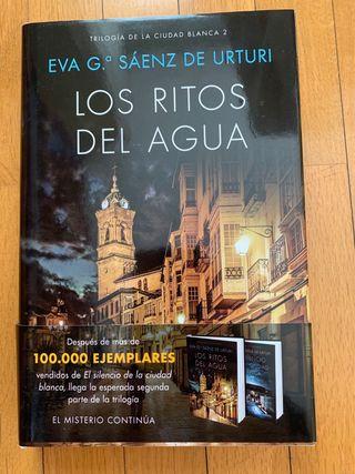 LIBRO LOS RITOS DEL AGUA. A ESTRENAR
