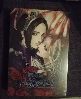 Sony Ps4 The House in fata morgana limited run