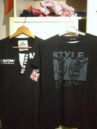 vendo camisetas de honble talla XL