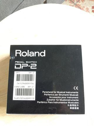Roland Pedal Switch DP-2 para piano